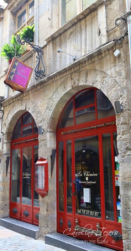 Lyon, quartier St-Jean, Rhône (3/4)