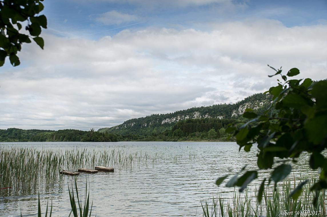 Les 4 lacs ou presque...