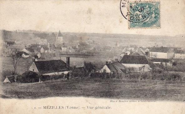Famille Chartier, Mézilles (89)