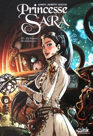 "Princesse Sara T.10 : La guerre de automates ""BD"""