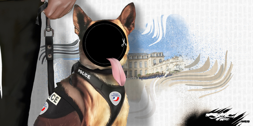 dessin de JERC et AKAKU du jeudi 04 octobre 2018 caricature Gérard Collomb la caravane aboie et le chien passe www.facebook.com/jercdessin @dessingraffjerc