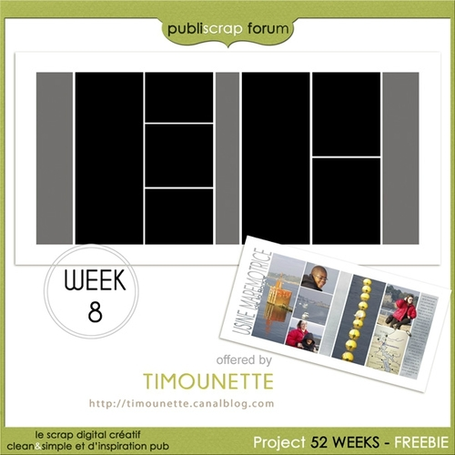 PBS ROJECT Template Week 8/52