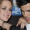 Kristen Stewart et Taylor Lautner à Berlin