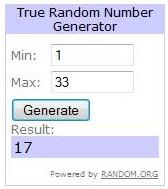 - Résultats du concours -