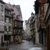 Rue du centre de Comar