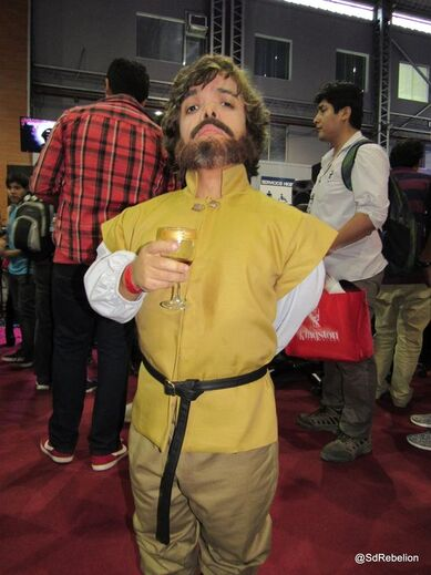 Cosplays Tyrion