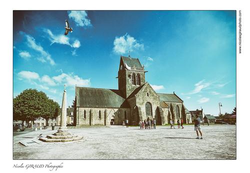 Les voies de la liberté de St Mère Eglise à la pointe du Hoc