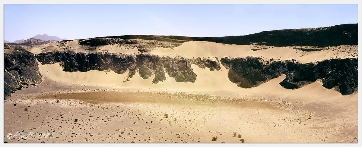 Cratère Sahara