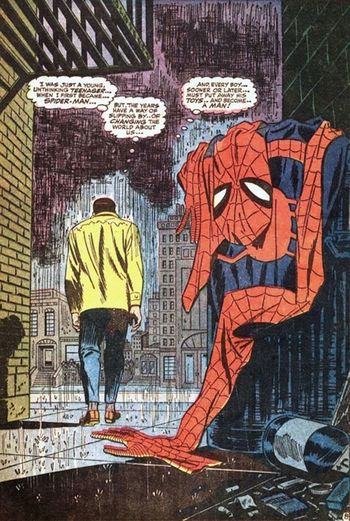spiderman-no-more-romita-a