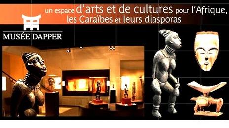 Le samedi 29 novembre 2014: sorite culturelle au Musée Dapper!