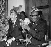 Mobutu le «Léopard zaïrois»
