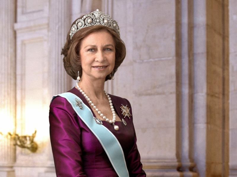 La reine Sofia d'Espagne fête ses 81 ans, ce jour