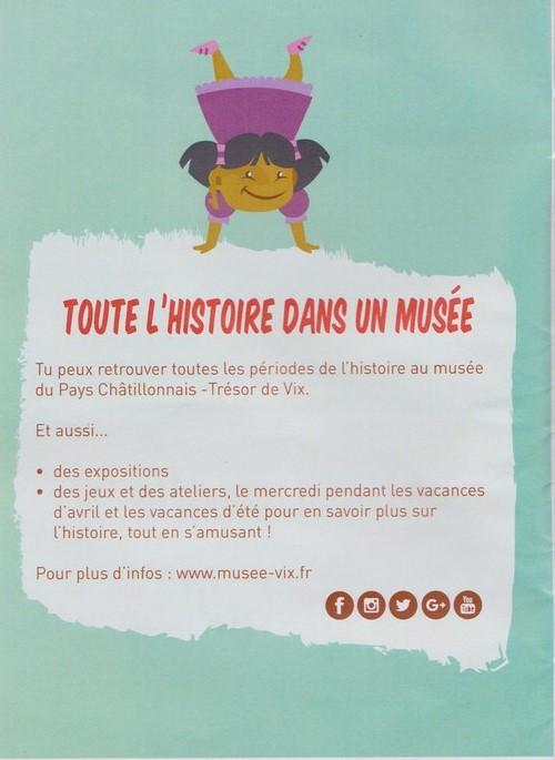 Viens jouer avec l'histoire au Musée, de 3 à 99 ans !