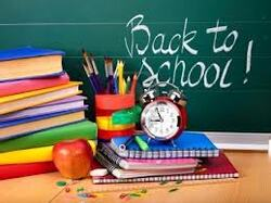 (Back to school N°1) Back to school tips