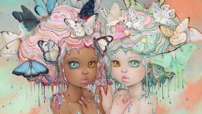 ➤ Un peu d'art #10 - Camilla d'Errico