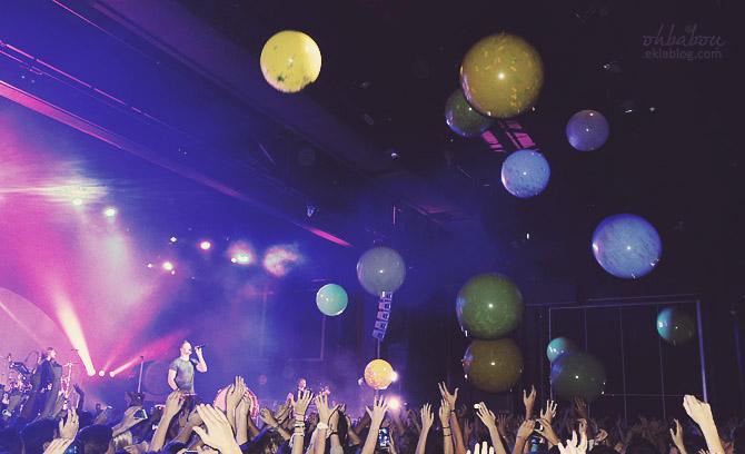 Imagine Dragons en concert, un show à leur image !
