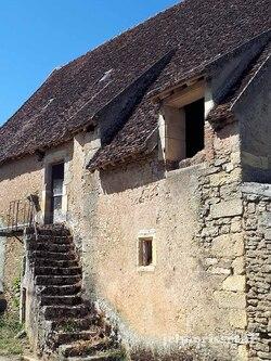 E 21 de Vézelay à la Grange Treillard