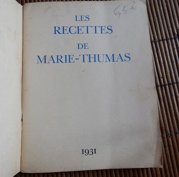 Petits pois Marie-Thumas à la française.