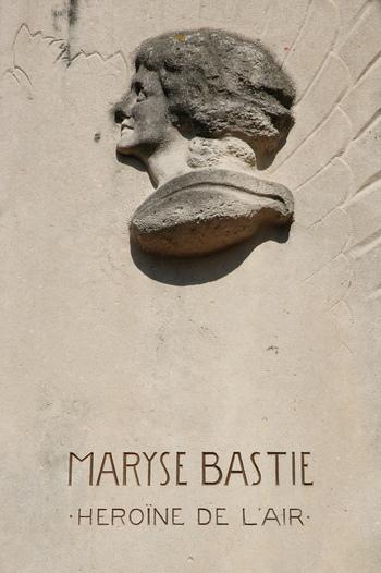 Monument à Maryse Bastié (15ème arrondissement)