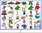 Labyrinthes avec des alphas consonnes et Jclic