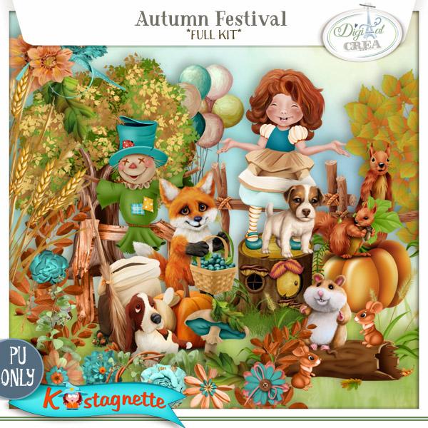 Autumn festival by Kastagnette