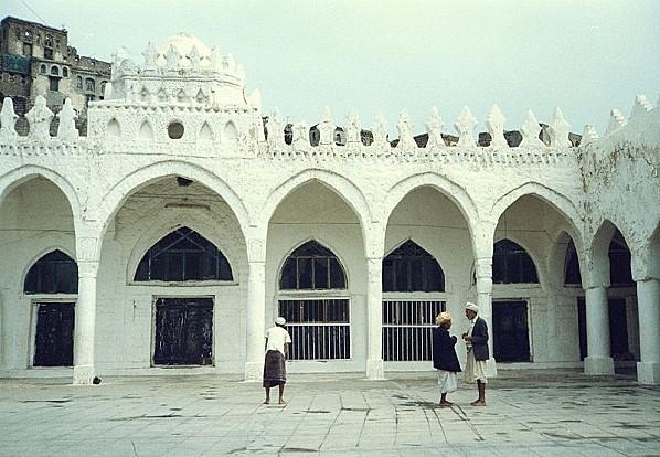 Mosquée de Jibla