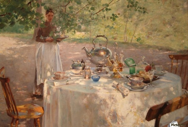Mardi - L'artiste du mardi : Laurits Andersen (L.A. Ring)
