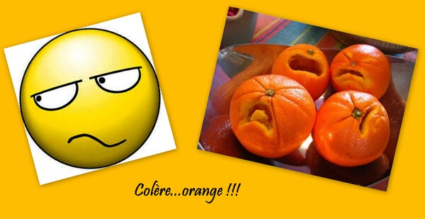 Orange...amère !!