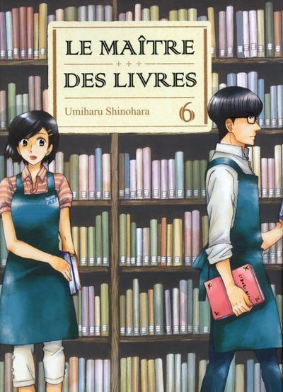 Le Maître des livres - tome 6 (2015)