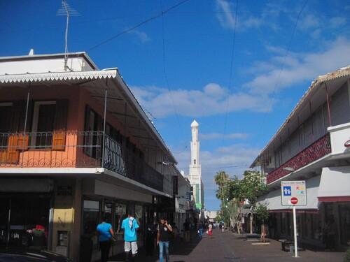 Rue Maréchal Leclerc, Saint Denis, Réunion