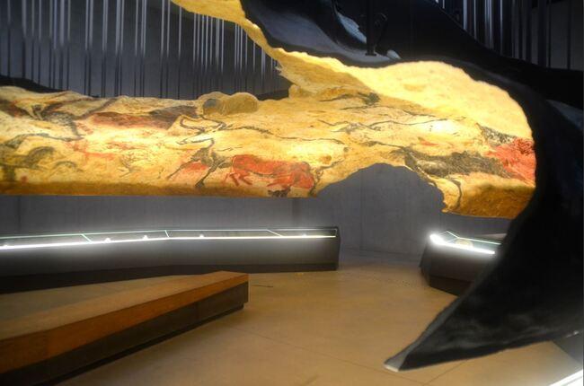 Vacances périgourdines : visite de la grotte de Lascaux (Lascaux IV)