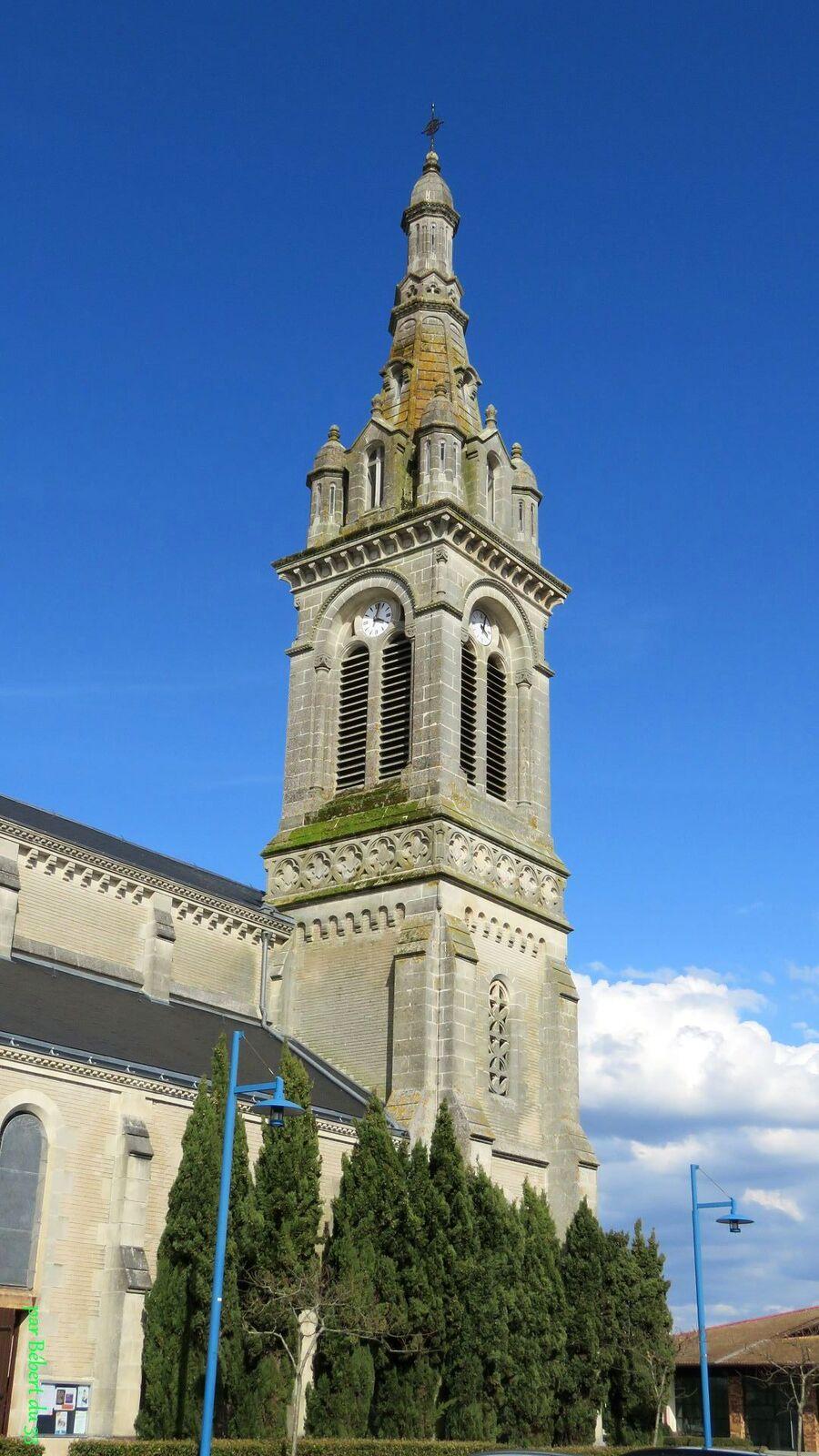 Le Teich - l'église  (33)