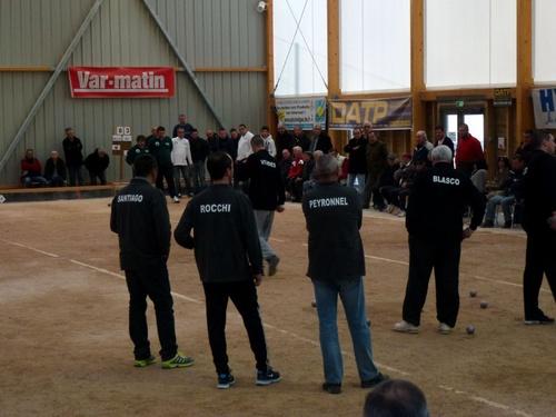 Trophée des AS Draguignan 12 et 13Janvier 2013