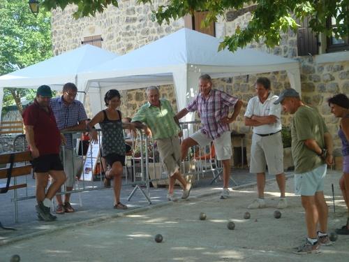 CONCOURS DE ST ANDEOL DE BERG 21 AOUT 2011