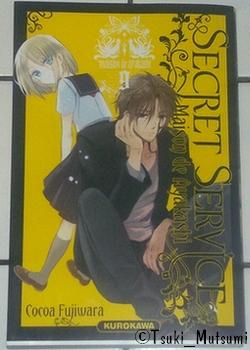 Secret Service ~Maison de Ayakashi~ - tome 9