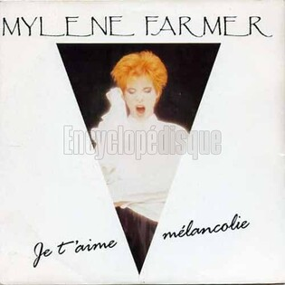 Mylene Farmer, 1991