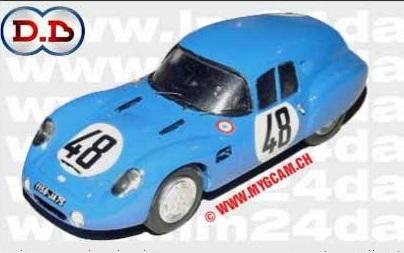 Le Mans 1959 Abandons I