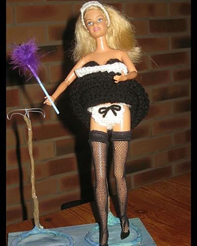 barbie soubrette