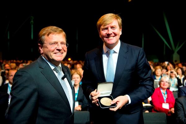 Willem Alexander contre le cancer
