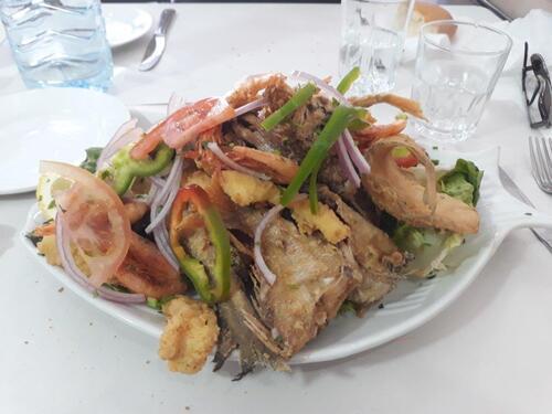 La friture du restau Pêcheur