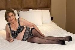 Accompagnatrice à 85 ans