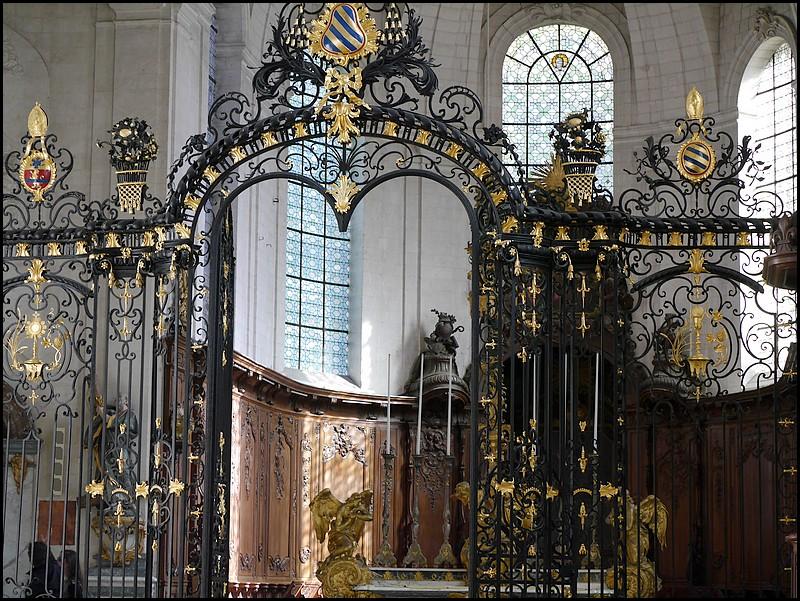 Abbaye de Valloires - L'église abbatiale
