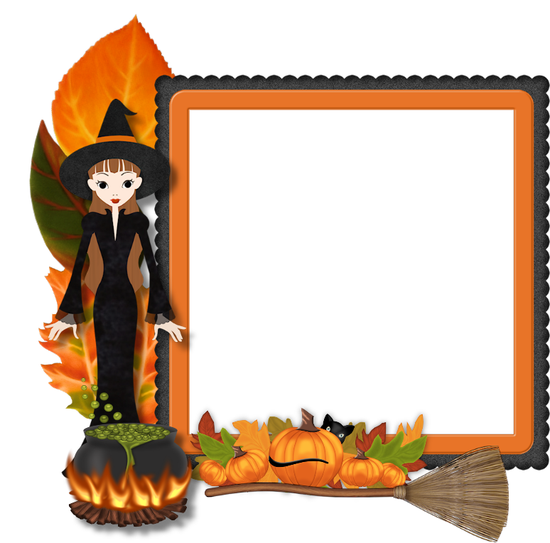 cadre   frame blog de henriette trick or treat clipart black and white trick or treat clip art halloween