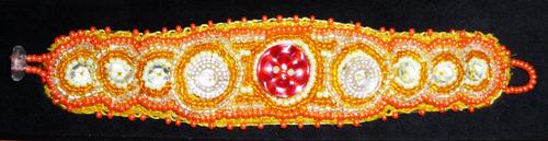 Un bracelet Haute Couture !