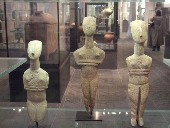 Le faux buste du musée du Louvre