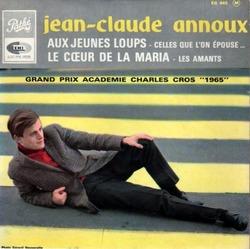 JEAN CLAUDE ANNOUX