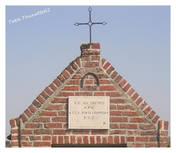 Notre-Dame des Crampes - Merckeghem
