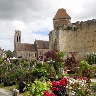 Une jolie première à Blandy-les-Tours...