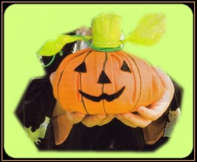 Petits sachets gourmands pour Halloween