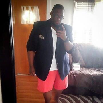 Les conseils mode, plus la taille des hommes de style Chubby hommes